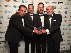 Arapiles Arquitectos finalista en dos categorías en los RAC Cooling Industry Awards 2017